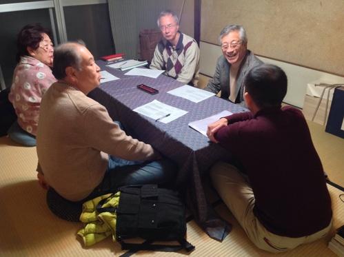 『町家で英会話cafe 33 』ご報告_b0153663_1893844.jpg
