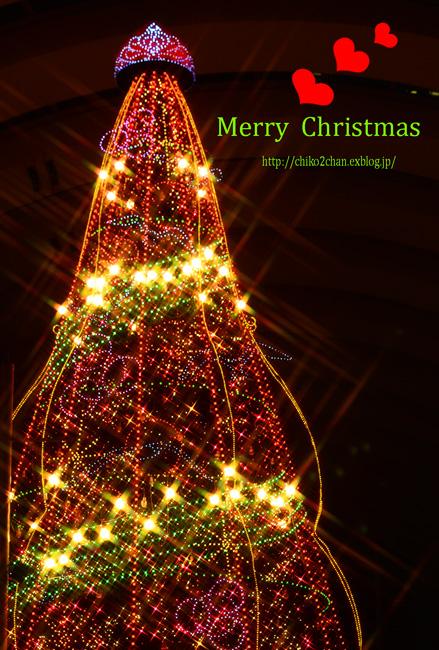 Merry Christmas ~☆_e0221779_21133561.jpg