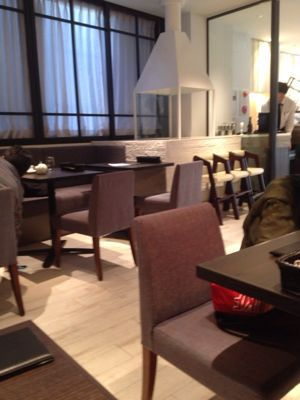 絶品パンケーキ  Casa Bianca cafe 学芸大学_c0267598_1143922.jpg