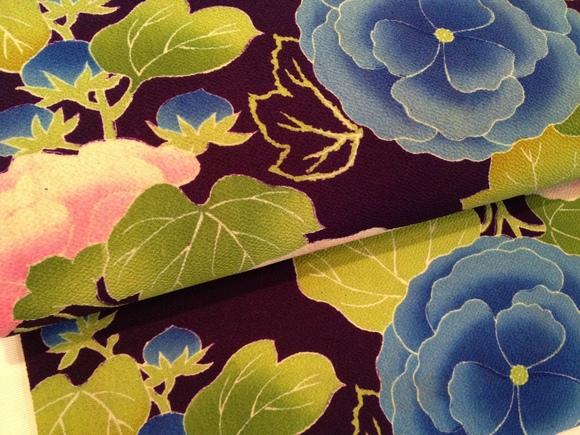 花水玉着物×大輪花帯「歳末 今昔きもの市」販売商品4_c0321302_1325729.jpg