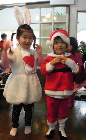 楽しいクリスマス会_d0322102_127192.jpg