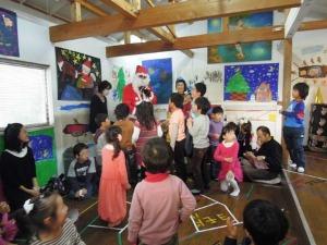 楽しいクリスマス会_d0322102_1620889.jpg