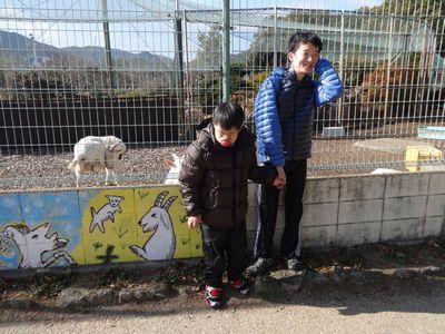 12/23 鳥羽ハローと市民の森公園に外出しました。_a0154110_941503.jpg