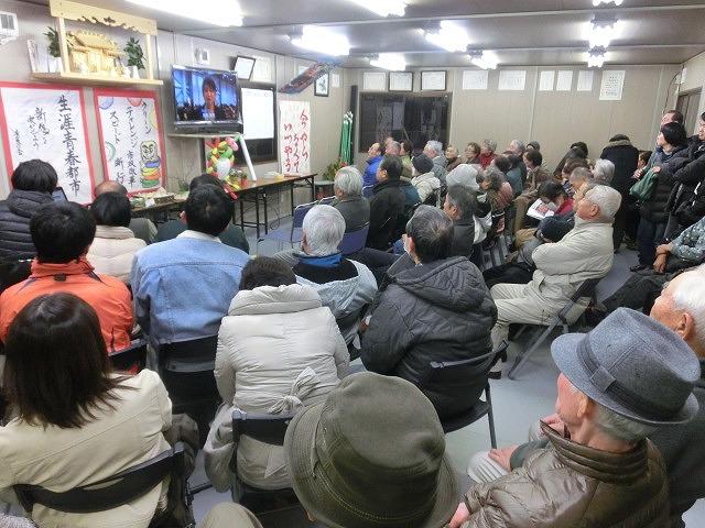 小長井陣営が勝った! 富士市長選挙_f0141310_8141575.jpg