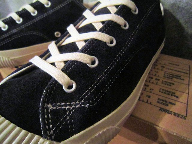 """ANACHRONORM \""""PARADISE RUBBER Duede Athletics Ahoes\"""" ご紹介_f0191324_9234589.jpg"""