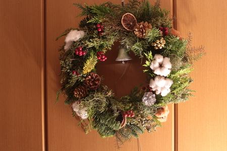 12月定期レッスン クリスマスリース2013_a0042928_214625.jpg