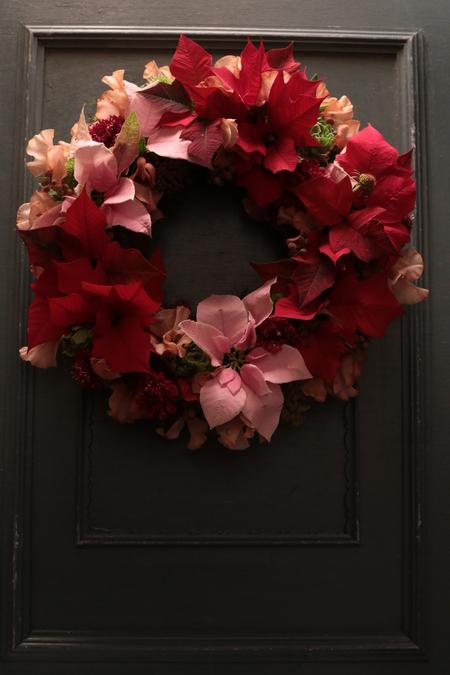 12月定期レッスン クリスマスリース2013_a0042928_21472076.jpg