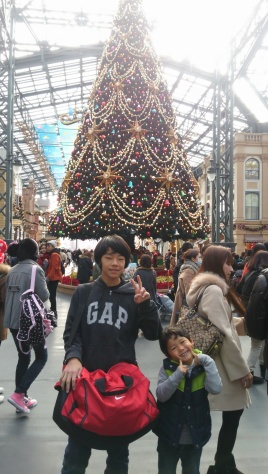 12月24日メリークリスマス♪♪_c0070933_20140469.jpg