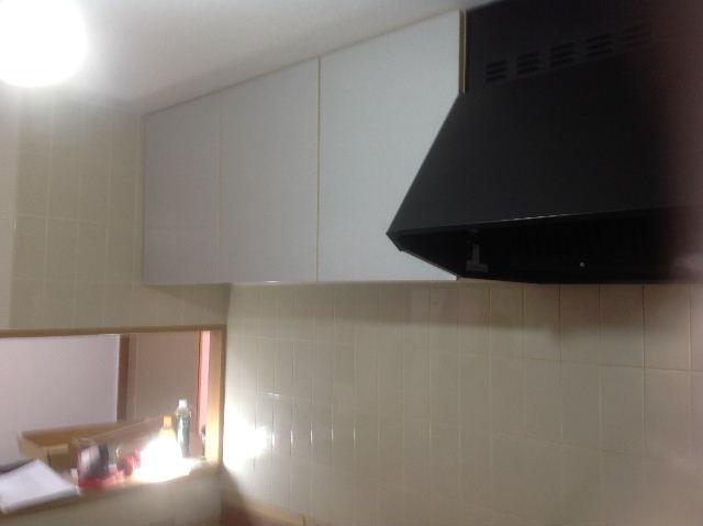 システムキッチン設置_f0031037_20404968.jpg