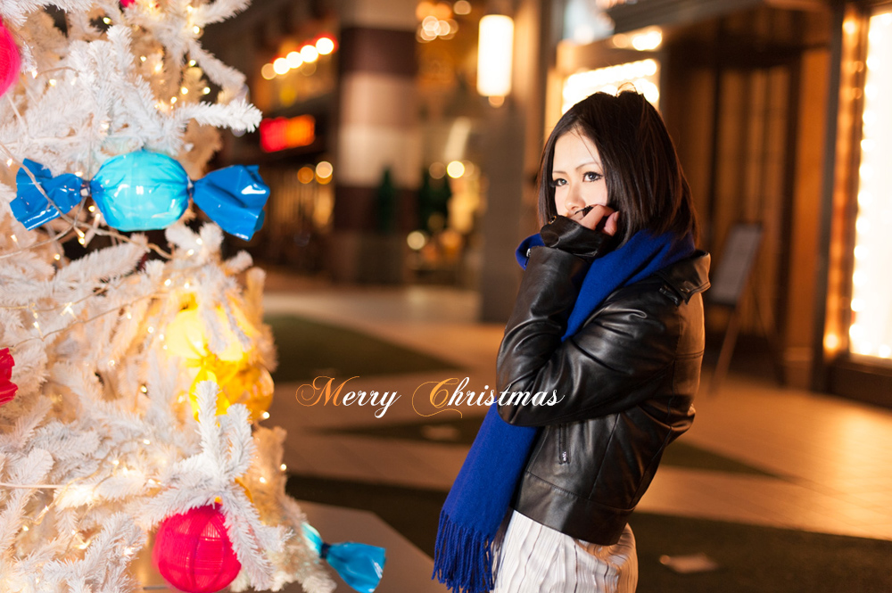We wish you a Merry Christmas ♪_e0196140_2171992.jpg