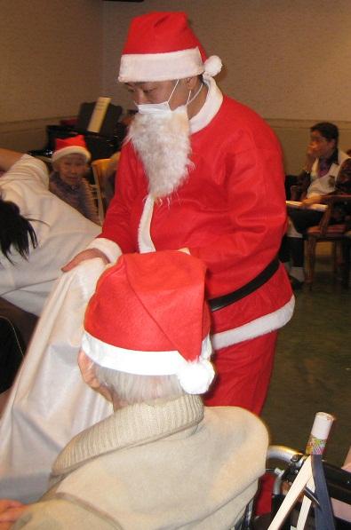 ☆クリスマス会☆_e0163042_13372554.jpg