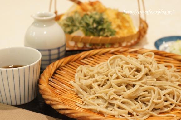 新蕎麦を打つ_a0254243_31232.jpg