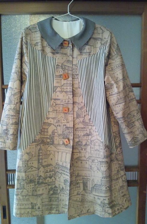 nakaban fabric のコート_a0265743_21191.jpg
