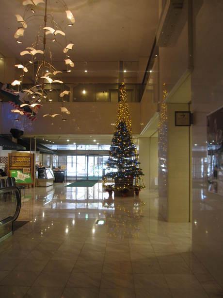 クリスマスの飾りも今日でさよならね~_a0279743_10585896.jpg