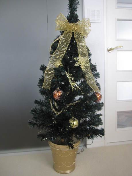 クリスマスの飾りも今日でさよならね~_a0279743_1110488.jpg
