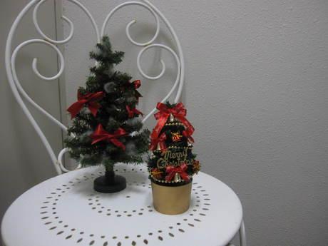 クリスマスの飾りも今日でさよならね~_a0279743_1193153.jpg
