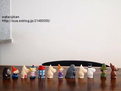 ムーミンの指人形が勢ぞろい_e0214646_1813722.jpg