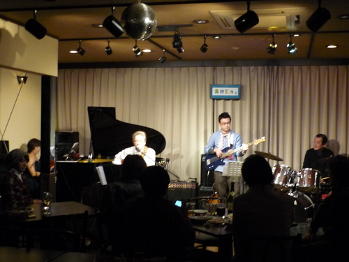 Welcom back to Japan!! Tony!!_c0229062_15115812.jpg