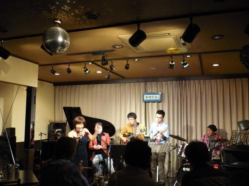 Welcom back to Japan!! Tony!!_c0229062_15121123.jpg
