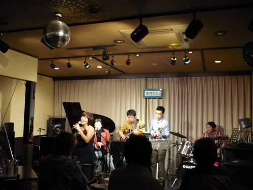 Welcom back to Japan!! Tony!!_c0229062_1512589.jpg