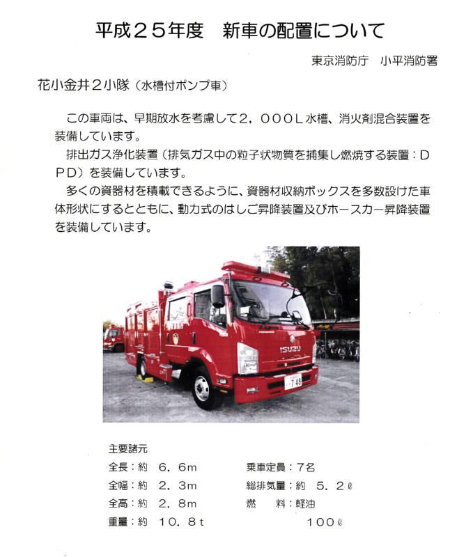 新しい救急車、消防車お披露目_f0059673_18412366.jpg