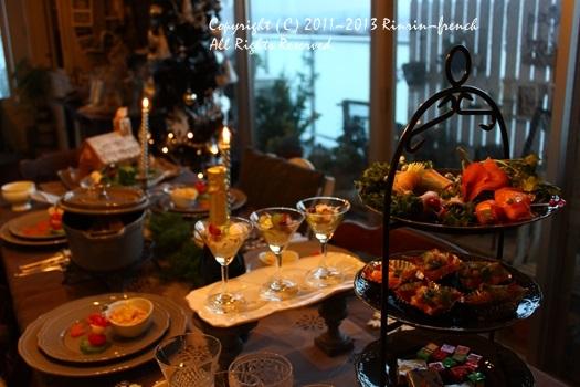 クリスマスパーティ2013★_e0237680_1132568.jpg
