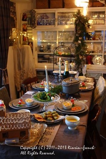 クリスマスパーティ2013★_e0237680_1135488.jpg