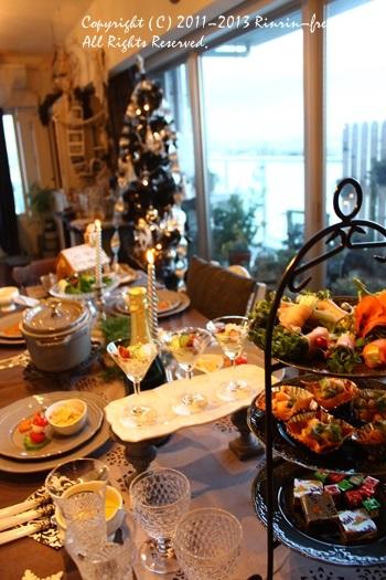 クリスマスパーティ2013★_e0237680_12102035.jpg