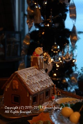 クリスマスパーティ2013★_e0237680_1235656.jpg
