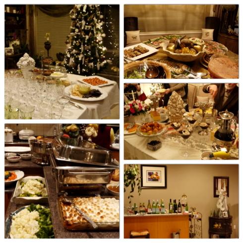 O邸にてクリスマスパーティー♡ _d0129786_16562643.jpg