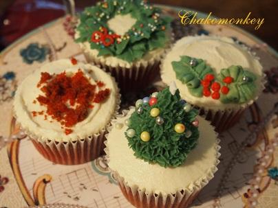 クリスマスカップケーキデコレーションレッスン_f0238789_20291389.jpg