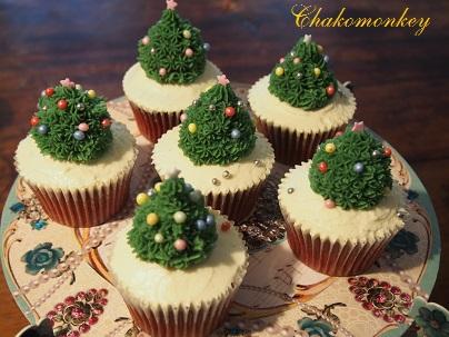 クリスマスカップケーキデコレーションレッスン_f0238789_20304736.jpg