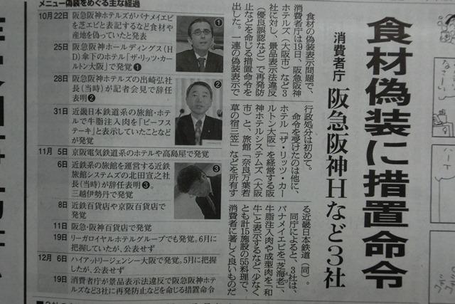 食品偽装と食べる行為の重要性、人間の機能と食べ物の関係、田村厚生大臣に「食」教育の重要性嘆願_d0181492_7401236.jpg