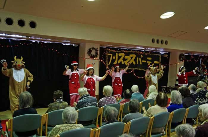 クリスマスパーティー_e0016894_1294292.jpg