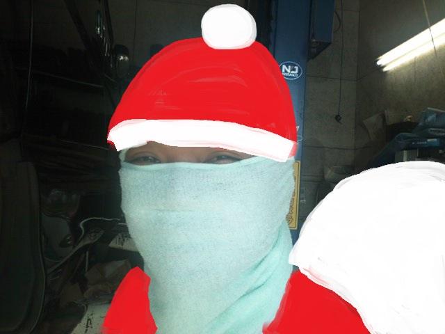 12月25日(水)メリークリスマス!阿部ちゃんブログ★ランクル ハマー エスカレード★_b0127002_17265524.jpg