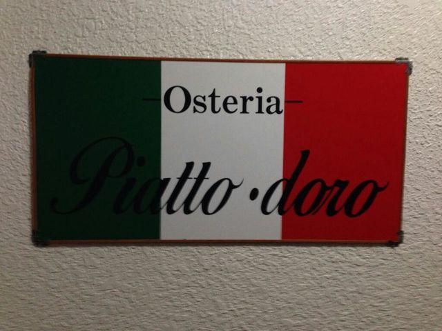 -Osteria-  Piatto・doro   _e0115904_174711100.jpg