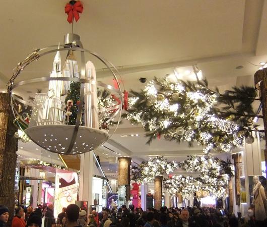 NYの「クリスマスの聖地」、老舗デパートのメイシーズ(Macy\'s)_b0007805_457126.jpg
