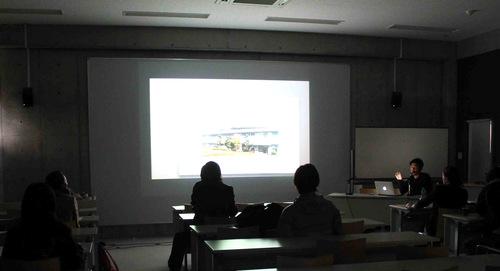ARCUS Project x GEIDAI TORIDE  アーカスプロジェクト特別講演 @ 取手ART PATH 2013 _a0216706_213538.jpg