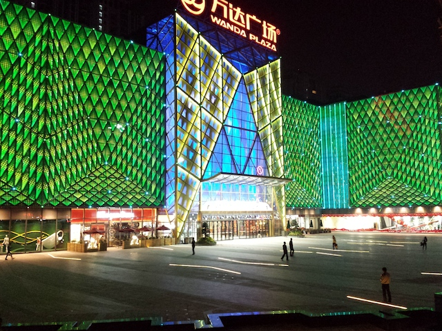 中国のクリスマスイルミネーション_f0192307_21154086.jpg
