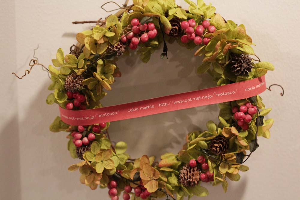 merry christmasですね。_e0228408_18292083.jpg