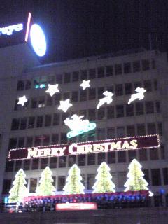 クリスマスキャロルリング  ~熊本市内中心部~_b0228113_09394799.jpg