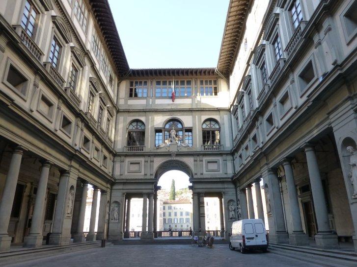 イタリア編(38):ウッフィツィ美術館(12.8)_c0051620_615384.jpg