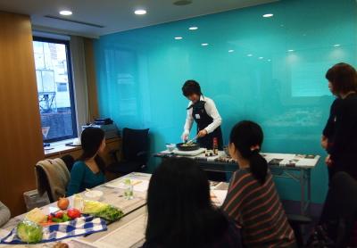 ++アンチエイジング野菜鍋セミナー++_e0140921_10311064.jpg