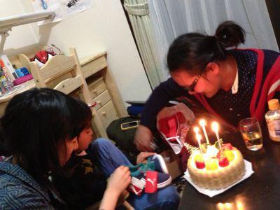 パーティー⑤  YUKARI_c0130623_7505081.jpg