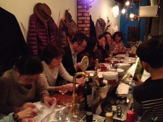 ~wineとaromayu@LUCK 2013~のイベント終了しました♪_a0267845_23423447.jpg
