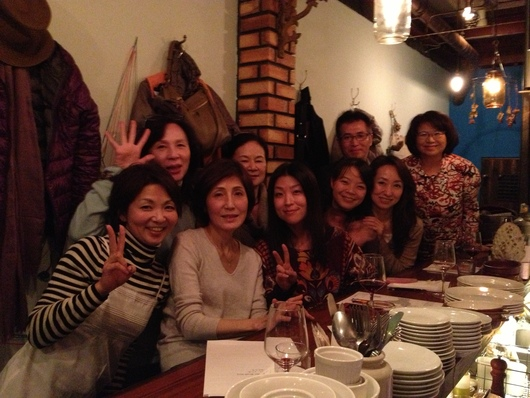 ~wineとaromayu@LUCK 2013~のイベント終了しました♪_a0267845_23492293.jpg