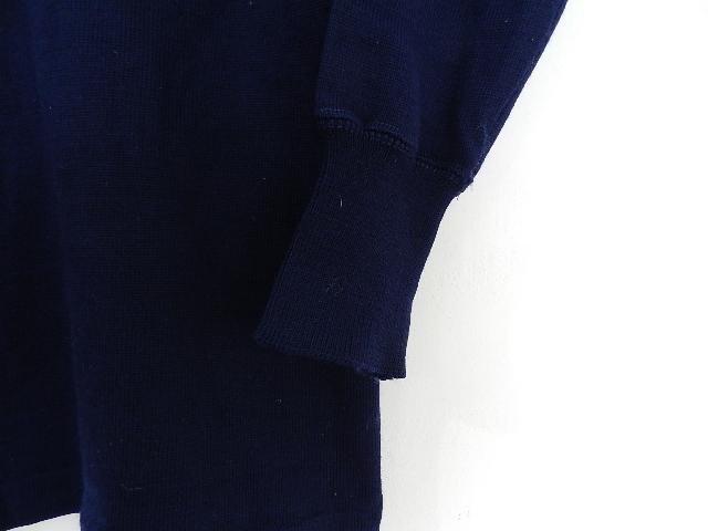 Italian navy boat neck knit_f0226051_13212166.jpg