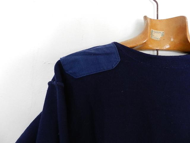 Italian navy boat neck knit_f0226051_13221882.jpg