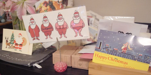 Happy Holidays!! プチクリスマス会開催っ_b0051666_813462.jpg
