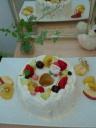 クリスマスケーキ終わりました_d0155870_23222664.jpg